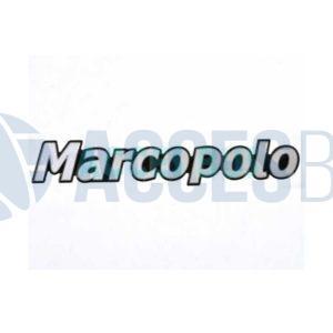 Logo delantero / Lateral Letras MP Org. Grande G6