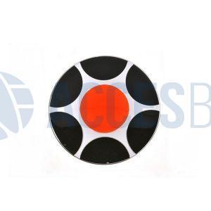 Logo MP Redondo Delantero Grande C/base MP G7