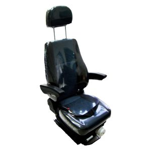 Asiento Chofer con codera y piston Imp.