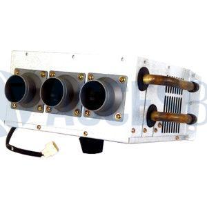 Caja defroster 24V con (desemprañador) Imp.