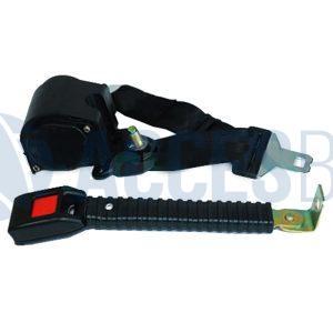 Cinturón de Seguridad 3 Puntas rebatible Imp.