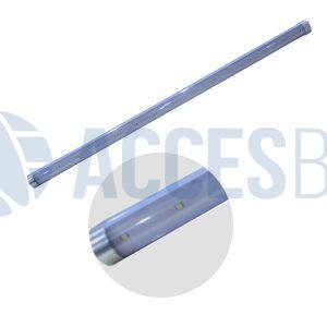 Fluorescente Con Led Multivoltaje 2W DNI imp.