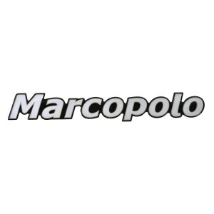 Logo delantero / Lateral Letras MP Org. Pequeño G6