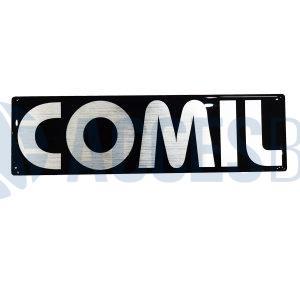 Logo Comil Letras Org. 20×5.7 cm