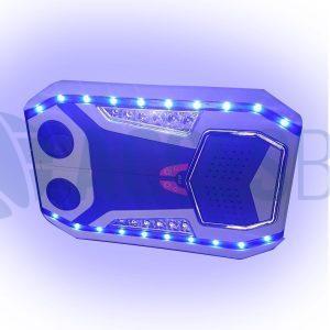 Luz de Lectura modelo Octagonal C/led imp.